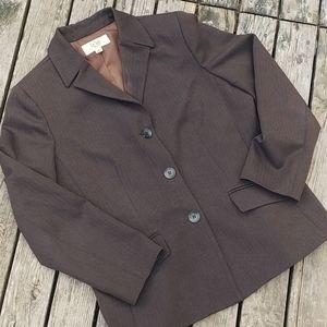 Le suit Petite blazer
